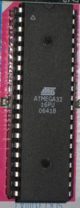 Atmel AVR Atmega32